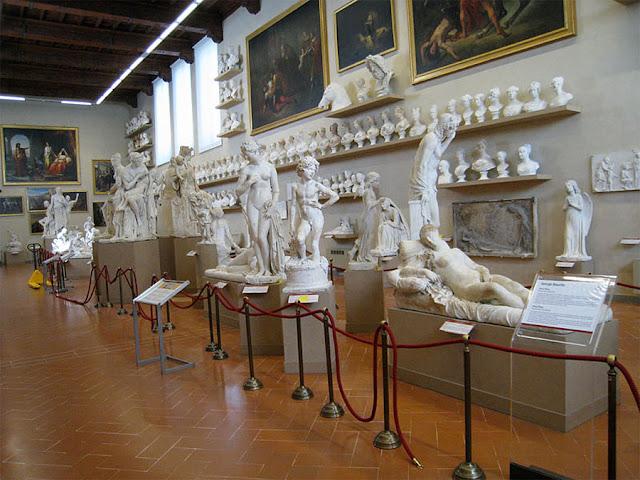 Galeria Accademia em Florença