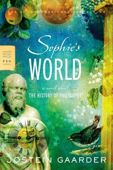Sophie's World - a personal reflection on a philosophy novel