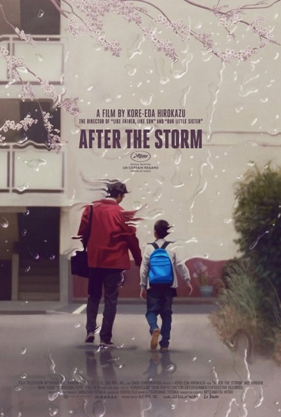 Film After the Storm 2017 Bioskop