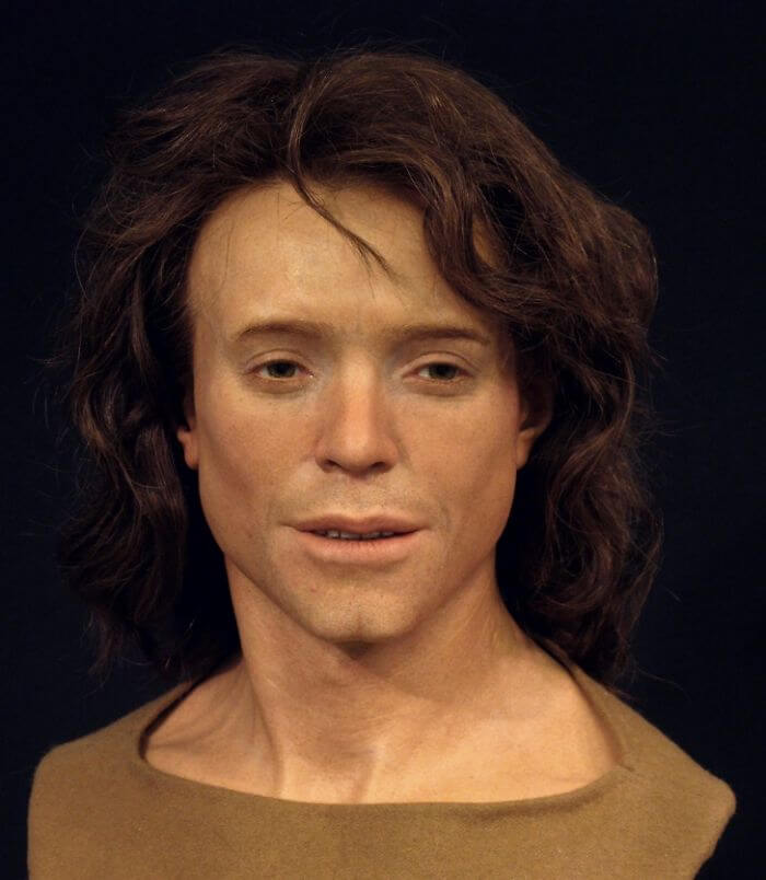 Archaeologist Reconstructs Human Faces To Show How People Who Lived Thousands Of Years Ago Looked Like