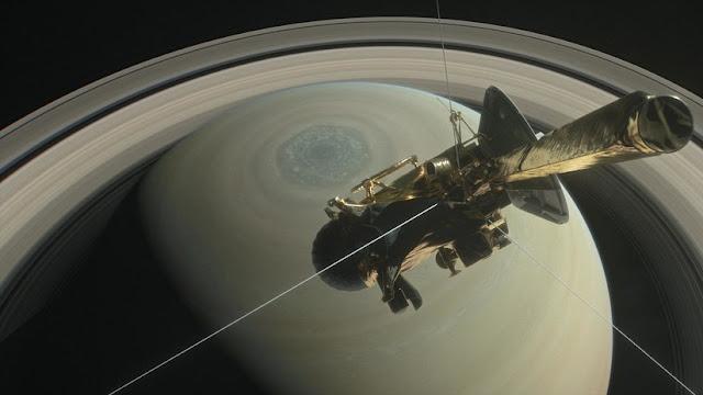 """Así suena el universo: la NASA publica """"sonidos escalofriantes"""" del Sistema Solar"""