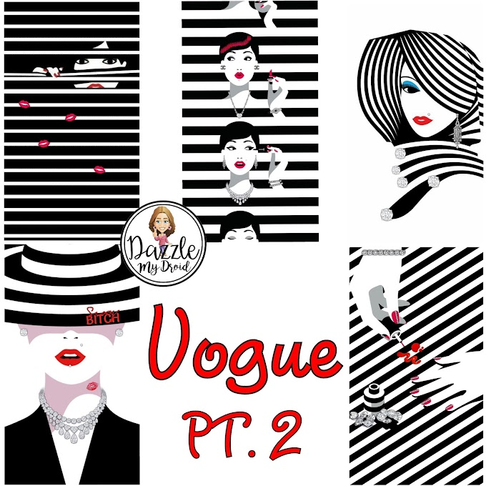 Vogue PT. 2 wallpaper collection