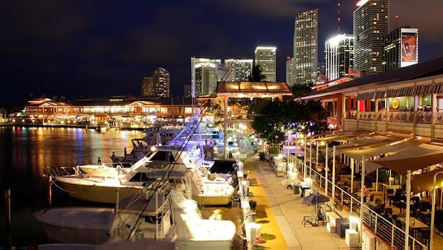 Downtown em Miami