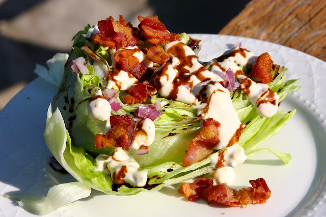 My Recipe Box Copykat Outback Steakhouse Wedge Salad