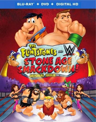 Los Picapiedra & WWE Stone Age Smackdown (2015) 1080p BD25
