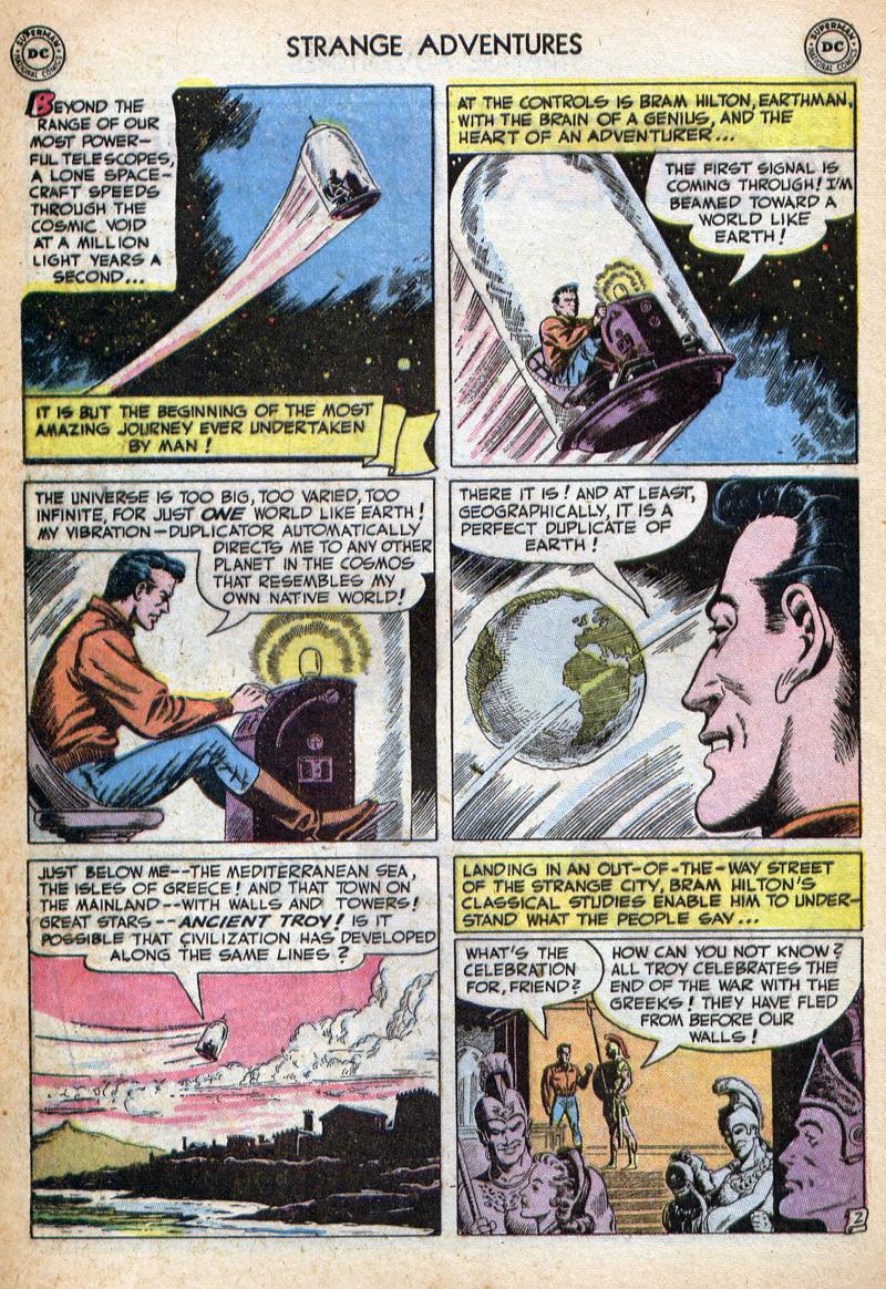 Strange Adventures (1950) issue 10 - Page 16