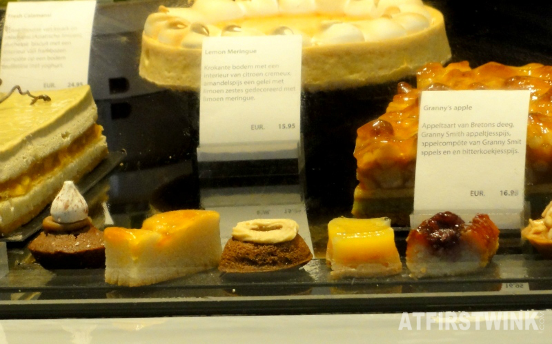 de patissier markthal rotterdam pastries