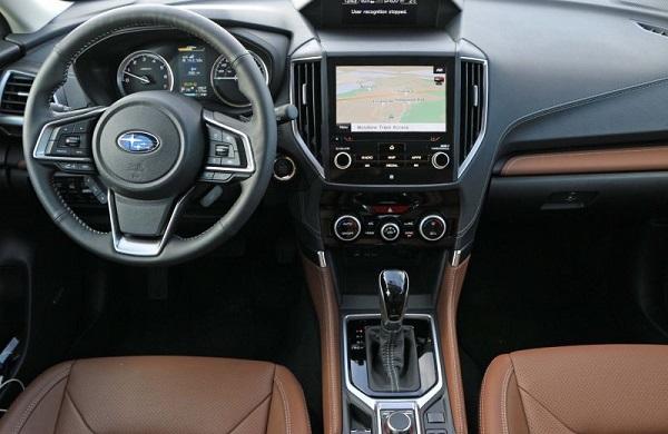 Interior Nueva Subaru Forester