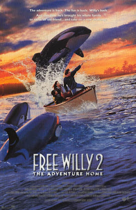 Free Willy 2: A Aventura Continua