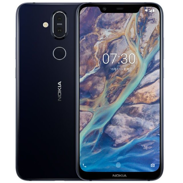 Nokia 7.1 Plus with 6″ HD+ Display & Qualcomm Snapdragon 710 processor Launched