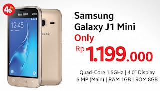 Harga Rilis dan Spek Samsung Galaxy J1 mini di Erafone