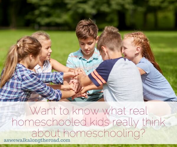 Homeschooled kids talk about homeschooling