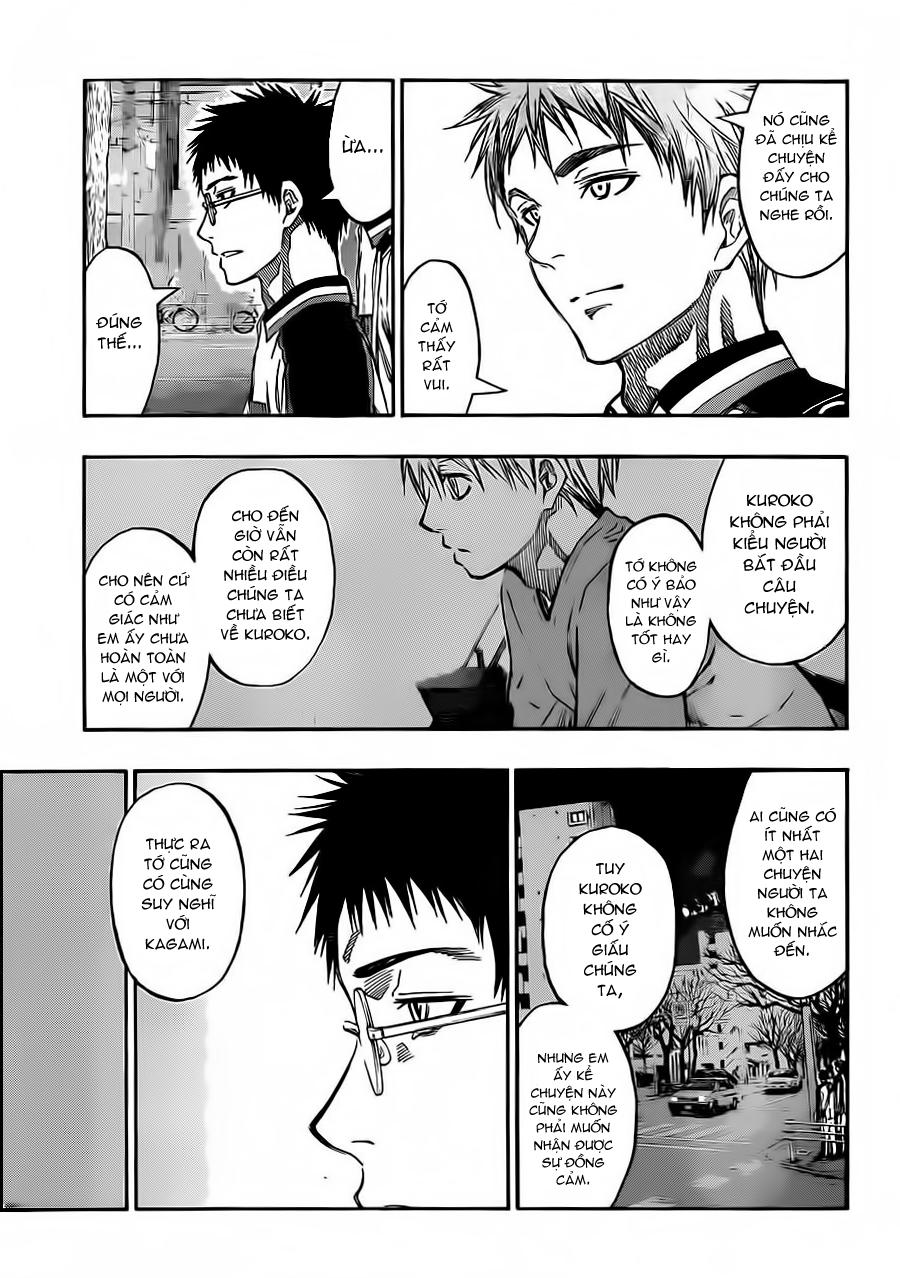 Kuroko No Basket chap 228 trang 5