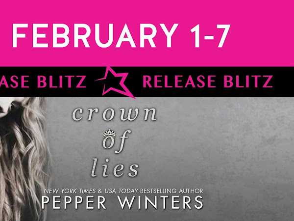 Crown of Lies by Pepper Winters | Review