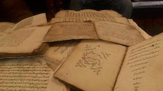 Manuskrip Kuno Aceh Tanpa Nama