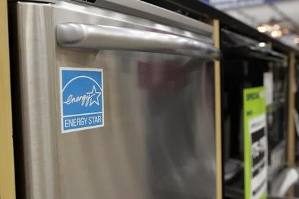 kulkas dengan label energy star