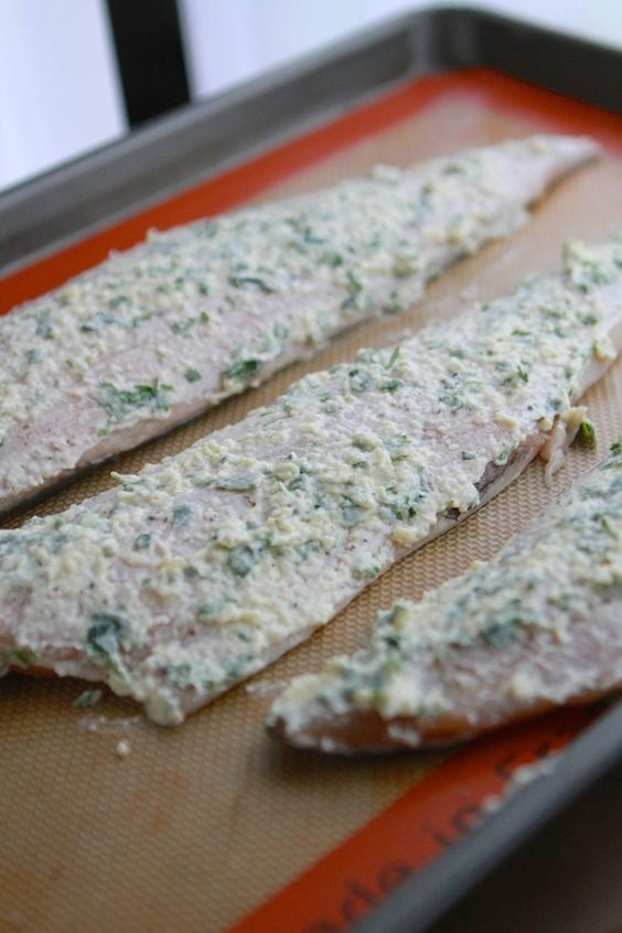 Garlic and Herb Baked Cod Recipe
