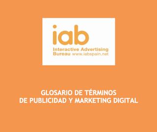 Libros Blancos y Glosarios de Marketing Online y SEO, de la IAB.