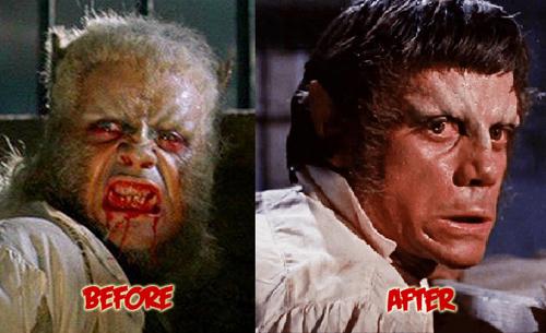 Curse of the Werewolf, 1961