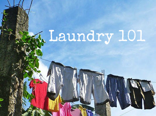 Laundry 101: How to Do Laundry