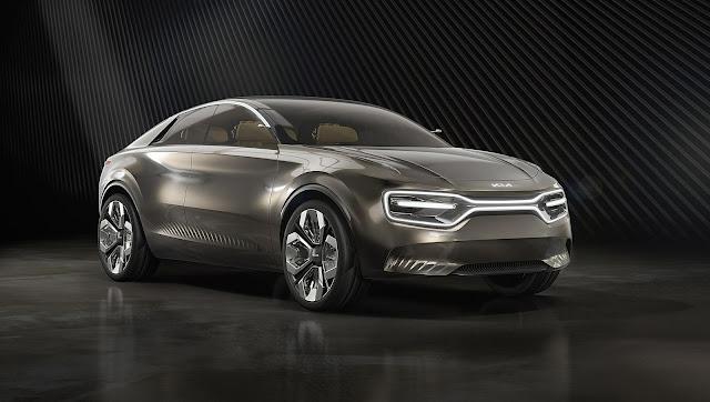 KIA Imagine, el concepto del futuro eléctrico de la marca desde Ginebra