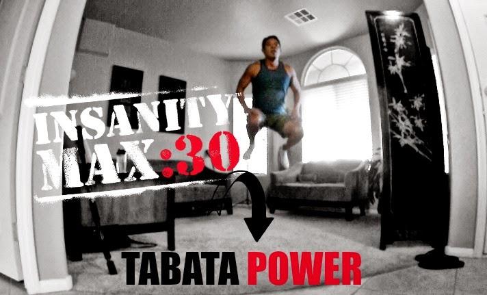 TABATA POWER Workout - Insanity MAX 30 | Arnel Banawa