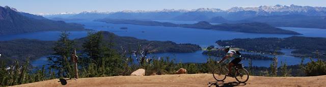 Aventuras nas montanhas no verão em Bariloche