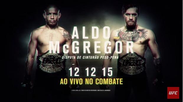 [VIDEO] UFC lança novo vídeo promocional para o UFC194 21
