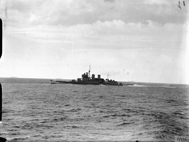27 November 1940 worldwartwo.filminspector.com Cape Spartivento HMS Renown