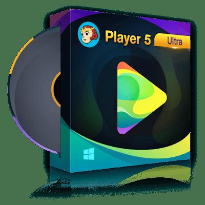 DVDFab Player 5.0.2.1 { Latest 2018 }