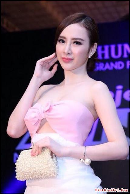 Những bộ ngực đẹp nhất của Mỹ nhân Việt 5
