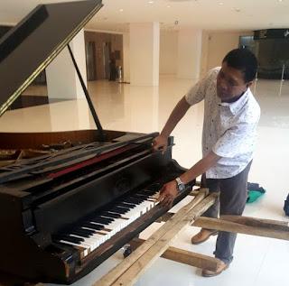 Sejarah Piano Tak Bertuan, Sejarah Piano, Piano