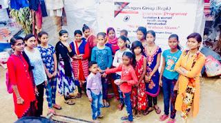 Challengers Group ( Social Welfare Group ) Activity 98th ; Date - 09 Nov 2018 | चैलेंजर्स ग्रुप ( सामाजिक संस्था ) गतिविधि 98; दिनांक - 09 नवंबर 2018