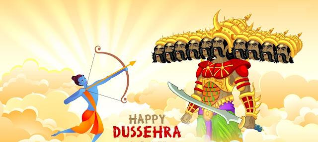 Happy Dussehra 2016 Wallpapers