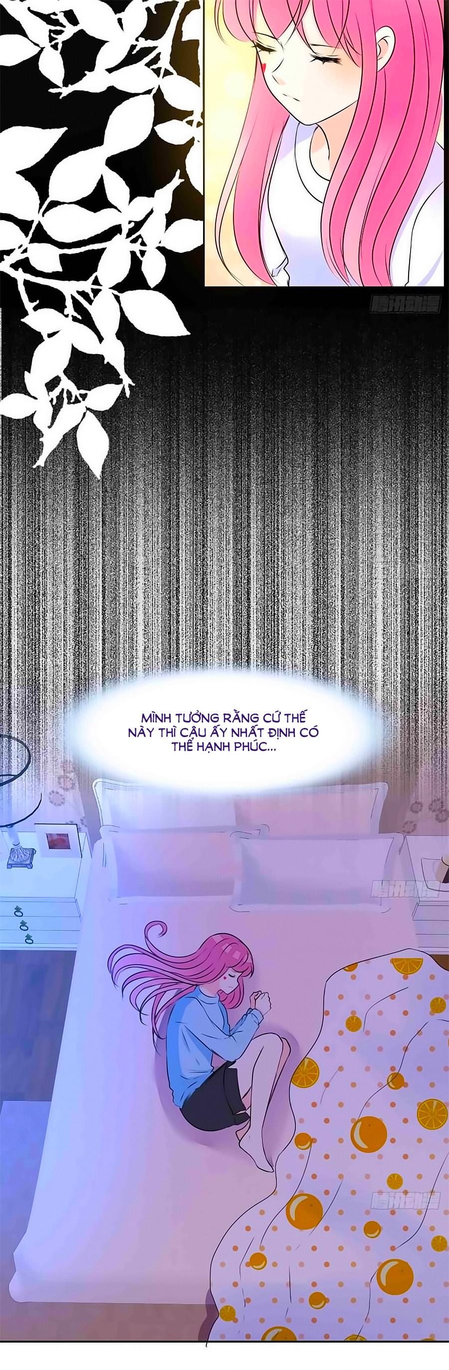 Công Chúa Nữ Vương Mệnh Chap 68 - Trang 11