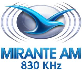 Rádio Mirante AM 830 de Imperatriz MA ao vivo