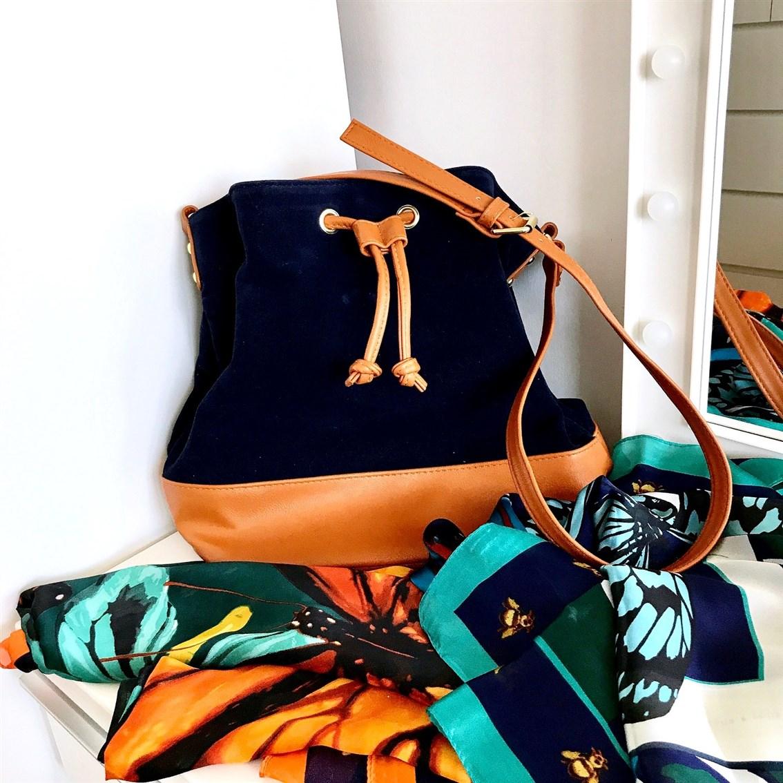 zdjęcie przedstawiające torebkę Oceanica Oriflame