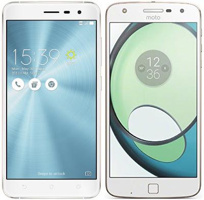 Asus ZenFone 3 (ZE552KL) vs Motorola Moto Z Play