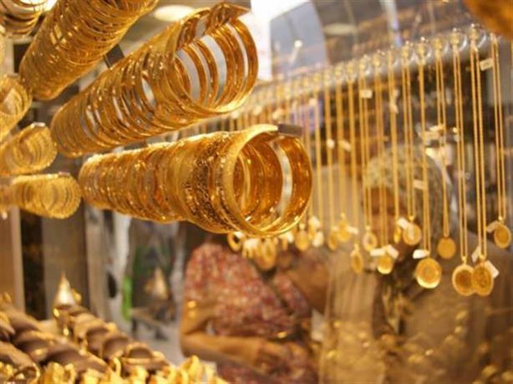"""⛔عاجل  10 جنيهات ارتفاع جديد ومفاجئ في أسعار الذهب 👇👇 وواصف """"لم يشفع له ما حدث للدولار"""" وعيار 21 يسجل رقماً جديداً"""