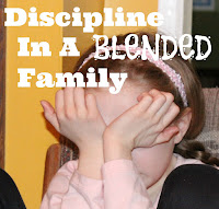 discipline within a blended family