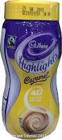 Cadbury highlights hot chocolate caramel