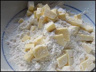 faire une pâte brisée