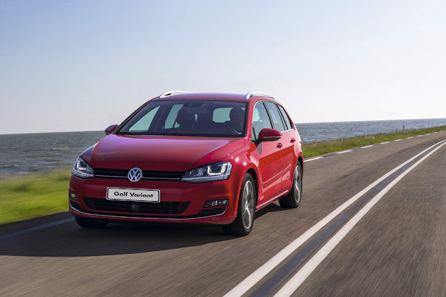 VW Golf Variant 2017 Flex Automática - fotos; especificações