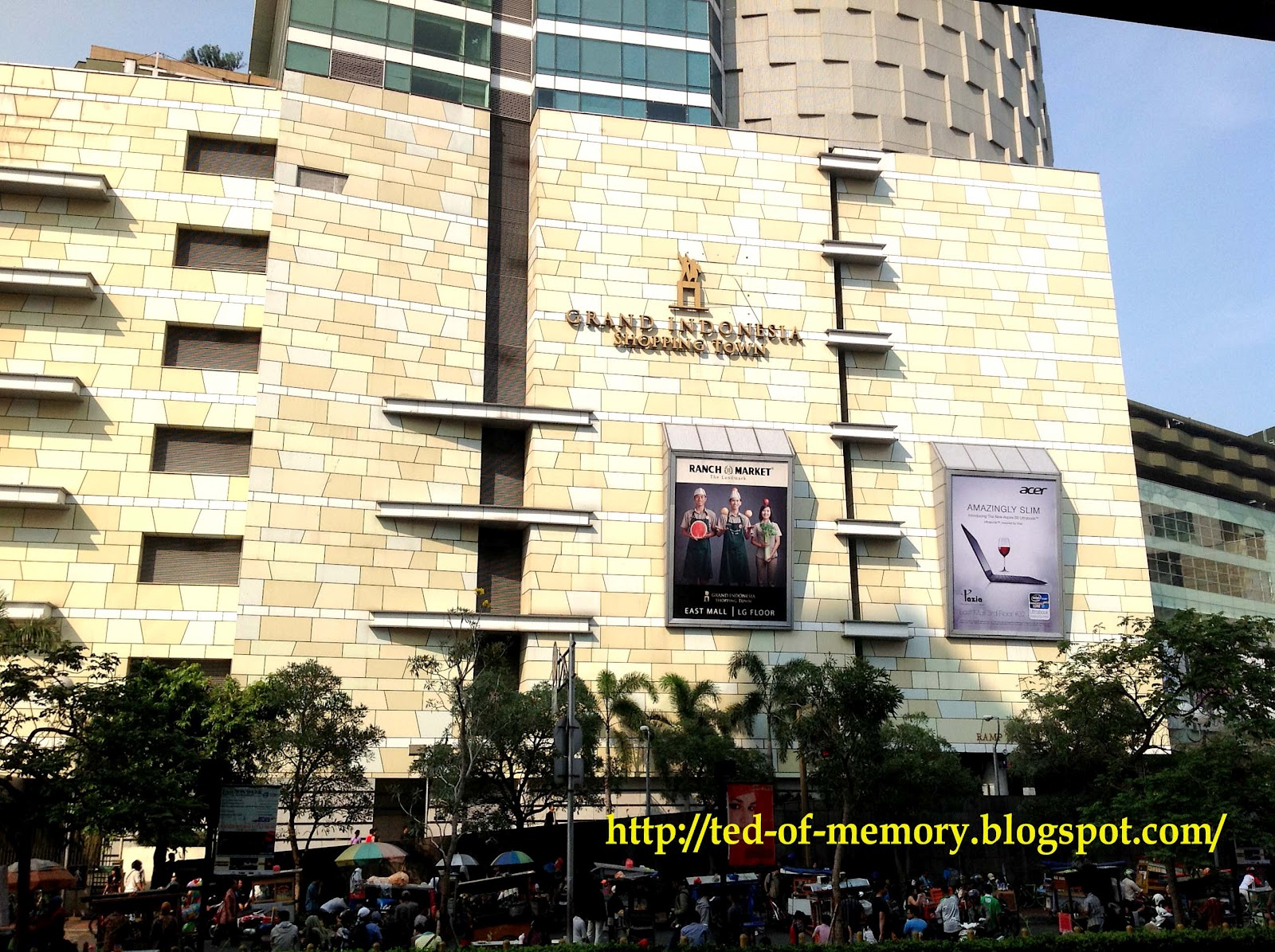 Tedtrilogy Grand Indonesia Shopping Town Jakarta Indonesia