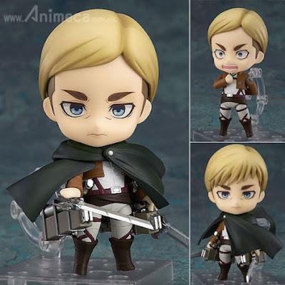Figura Erwin Smith Nendoroid Shingeki no Kyojin (Attack on Titan)