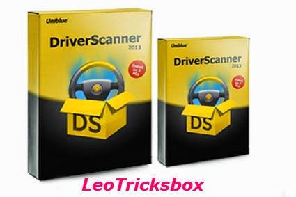 Driver Installer : DriverScanner 2010 v2.2.3.10 + Serial
