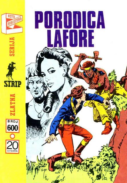 Porodica Lafore - Komandant Mark
