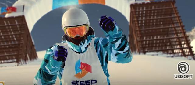 Steep: Camino a las olimpiadas ya disponible