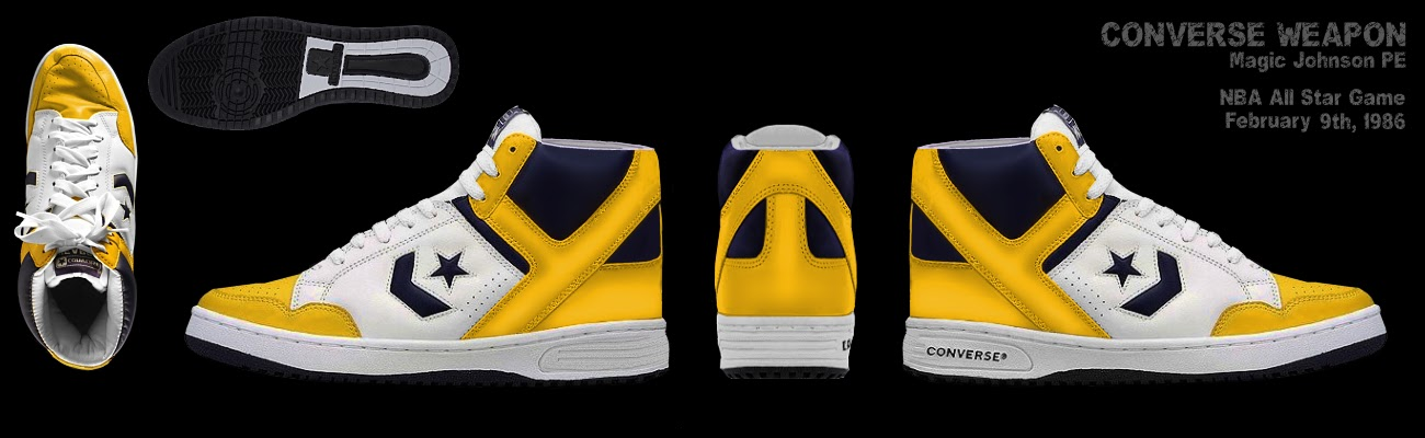 8cb88f1947e8 Later in 2014 Converse released a new remastered Converse Weapon with a few  changes internally and externally to improve the confort of the sneaker  plus new ...