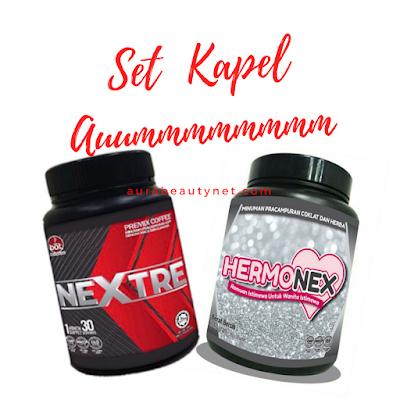 Set Kapel Aummm - Minuman Untuk Keharmonian Rumahtangga